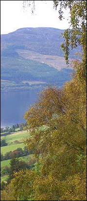 Loch Ness Self Catering Lodges - Four Star Accommodation in Drumnadrochit, Highlands of Scotland
